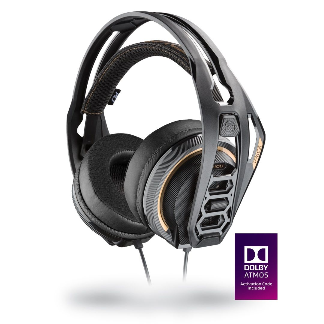 RIG 400 PRO HC Universal Headset for PC | GameStop