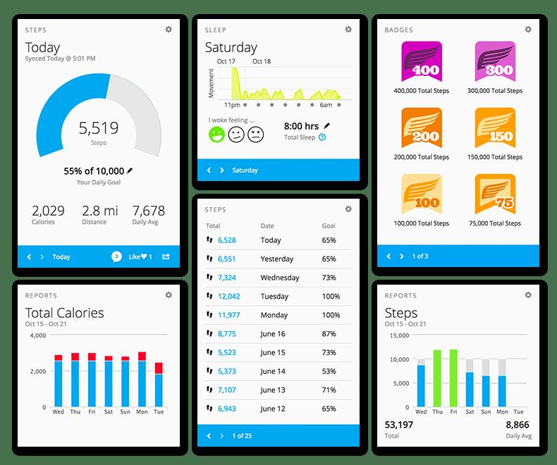 Garmin vivofit 2 Activity Tracker, Sleep Monitor White