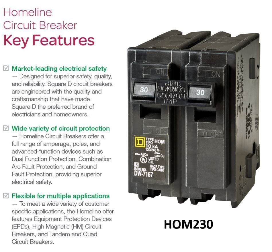 Square D 40 Circuits 20 Spaces 200-Amp ALL-in-One//Combination Main Breaker Load Center RC2040M200CGP
