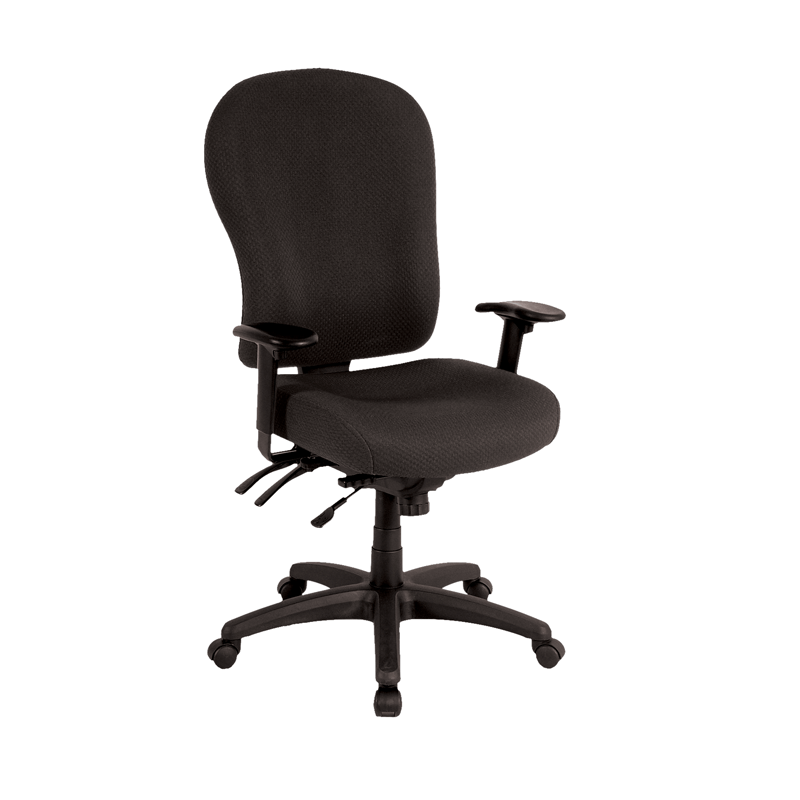 Incredible Tempur Pedic Tp4000 Fabric Task Chair Tp4000 Ocoug Best Dining Table And Chair Ideas Images Ocougorg