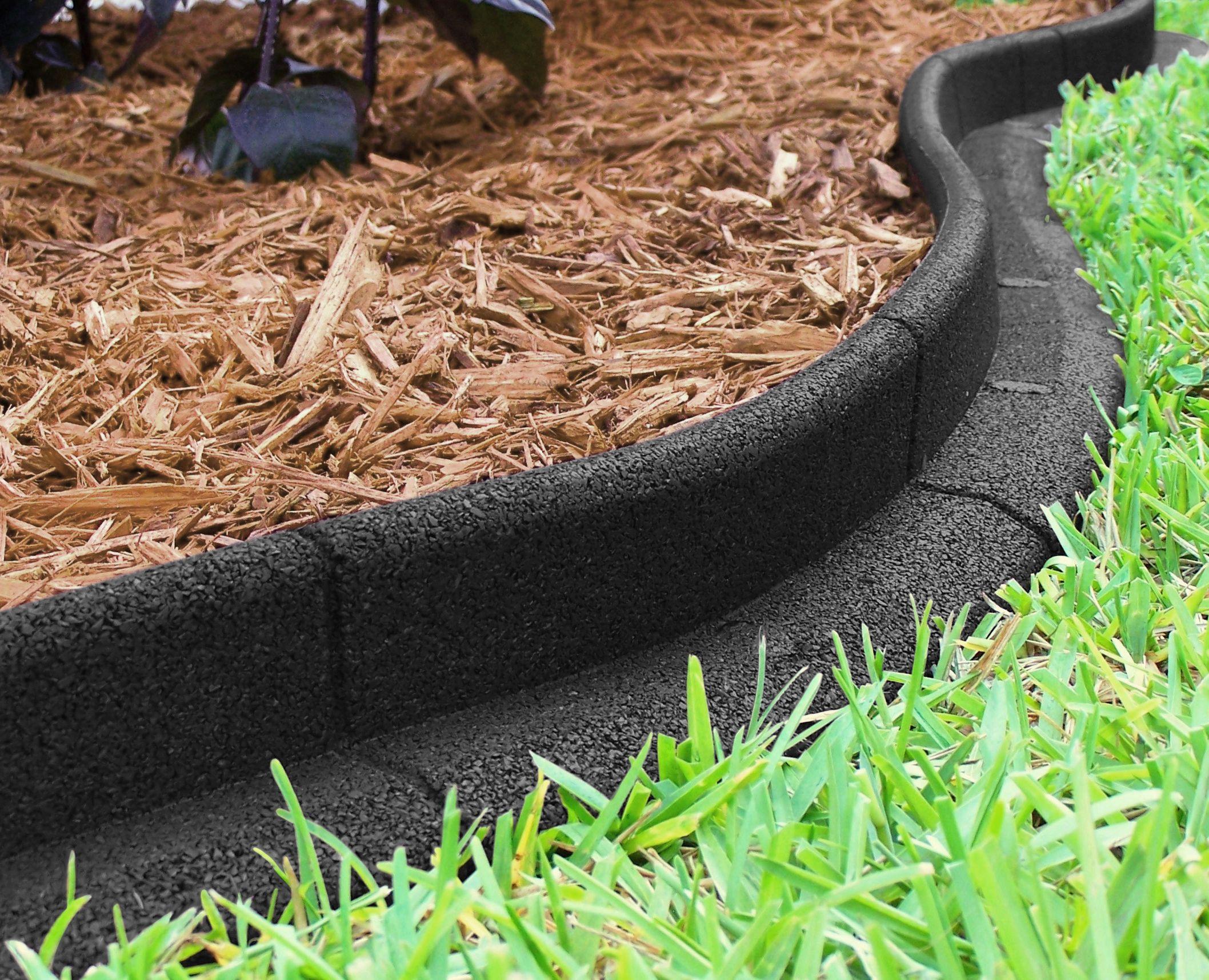 Ecoborder - 1 2 m (4-ft ) Landscaping Edging