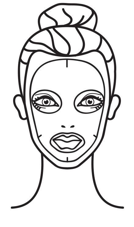 Lapcos Charcoal Sheet Mask Set