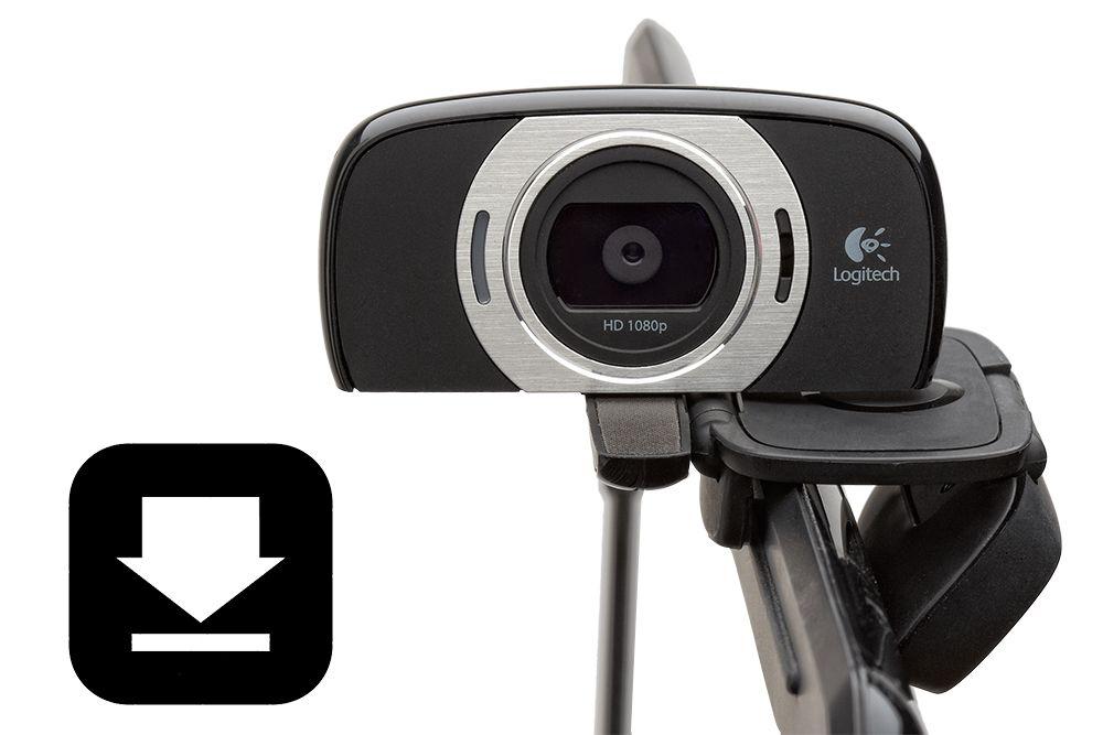 logitech hd laptop webcam c615 drivers