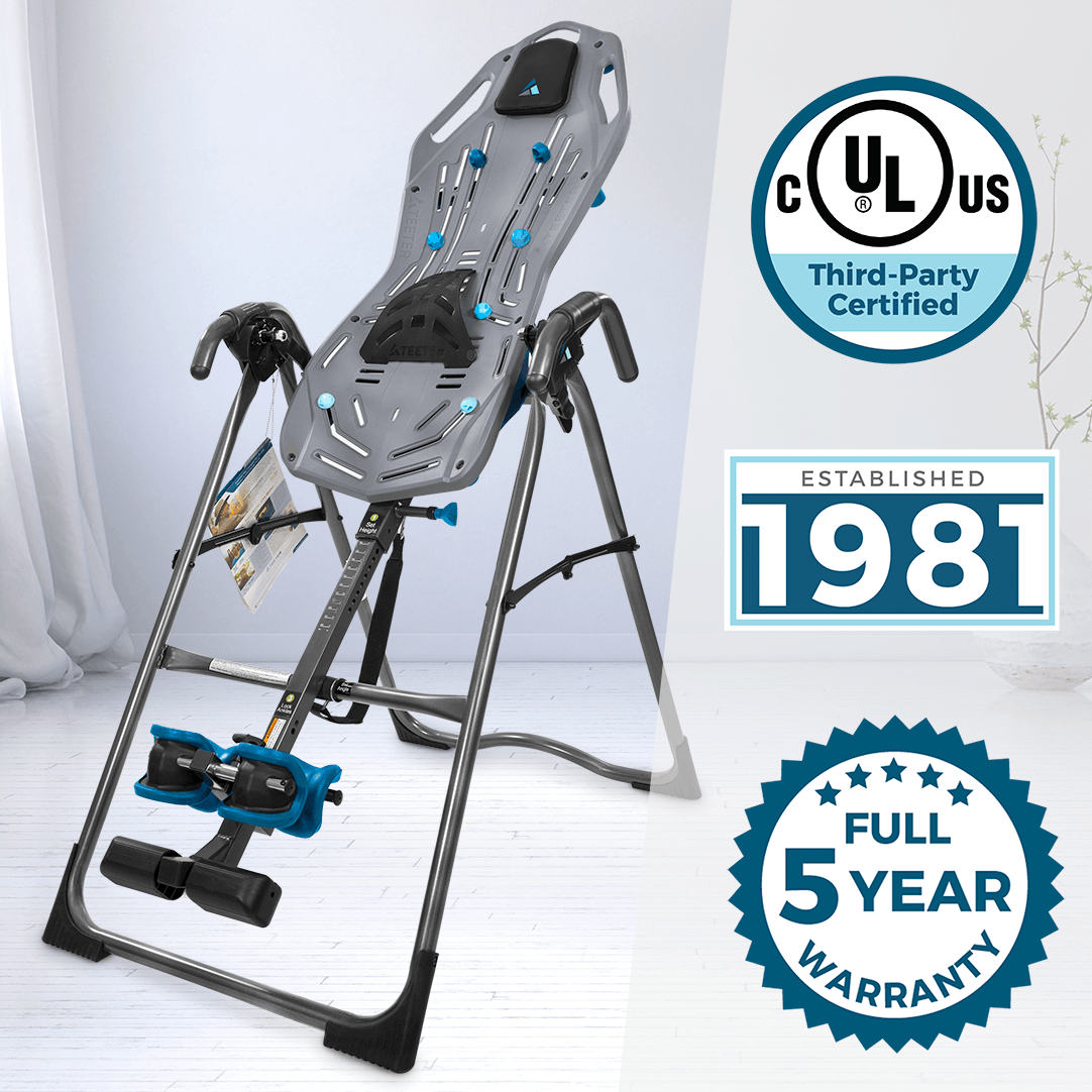 Third Party Certified by UL. Established 1981. Full 5 Year Warranty.
