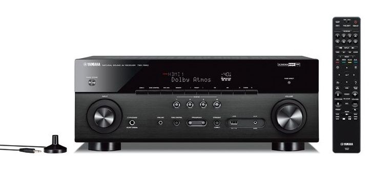 Yamaha TSR-7850 7 2-Channel Network AV Receiver