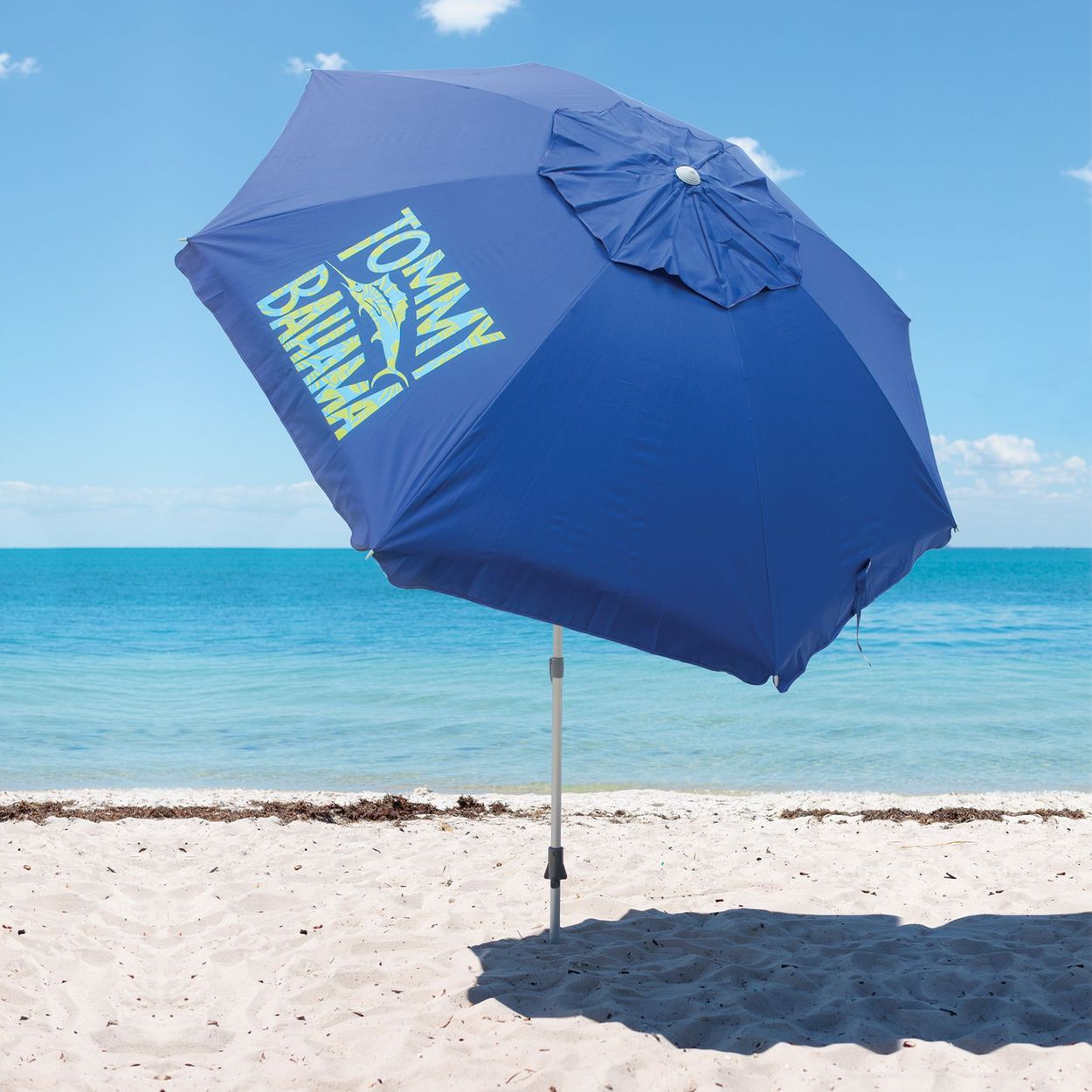 Custom Alaska State Flag Compact Travel Windproof Rainproof Foldable Umbrella