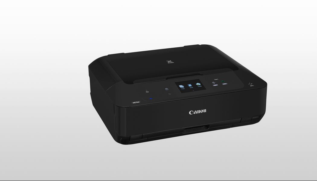 6owqVBBG canon pixma mg7520 wireless all in one inkjet printer, black  at honlapkeszites.co