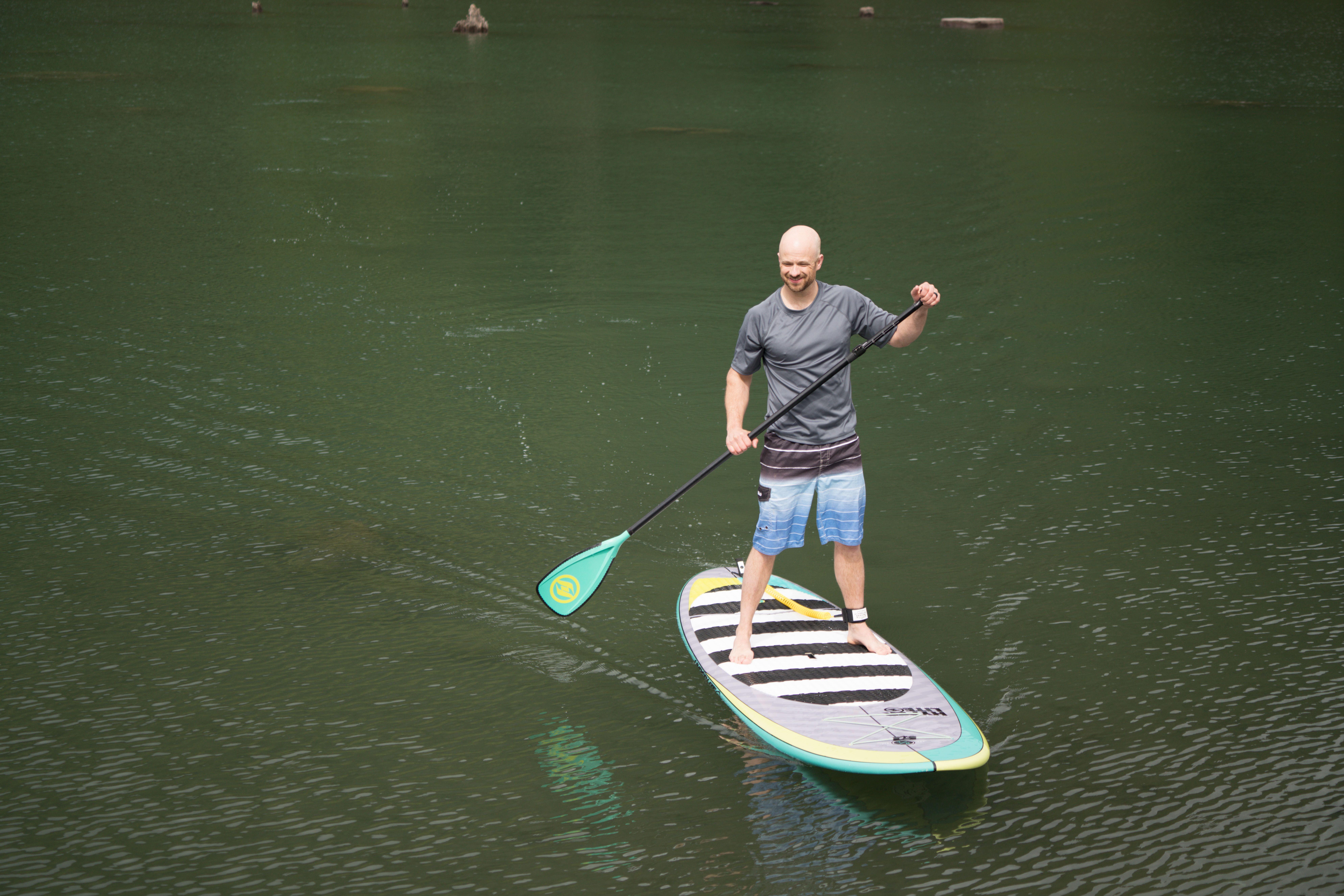 Hyperlite Alki 11 Ft Stand Up Paddleboard Ebay