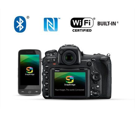Nikon D500 DSLR with AF-S DX NIKKOR 16-80mm f/2 8-4E ED VR Lens