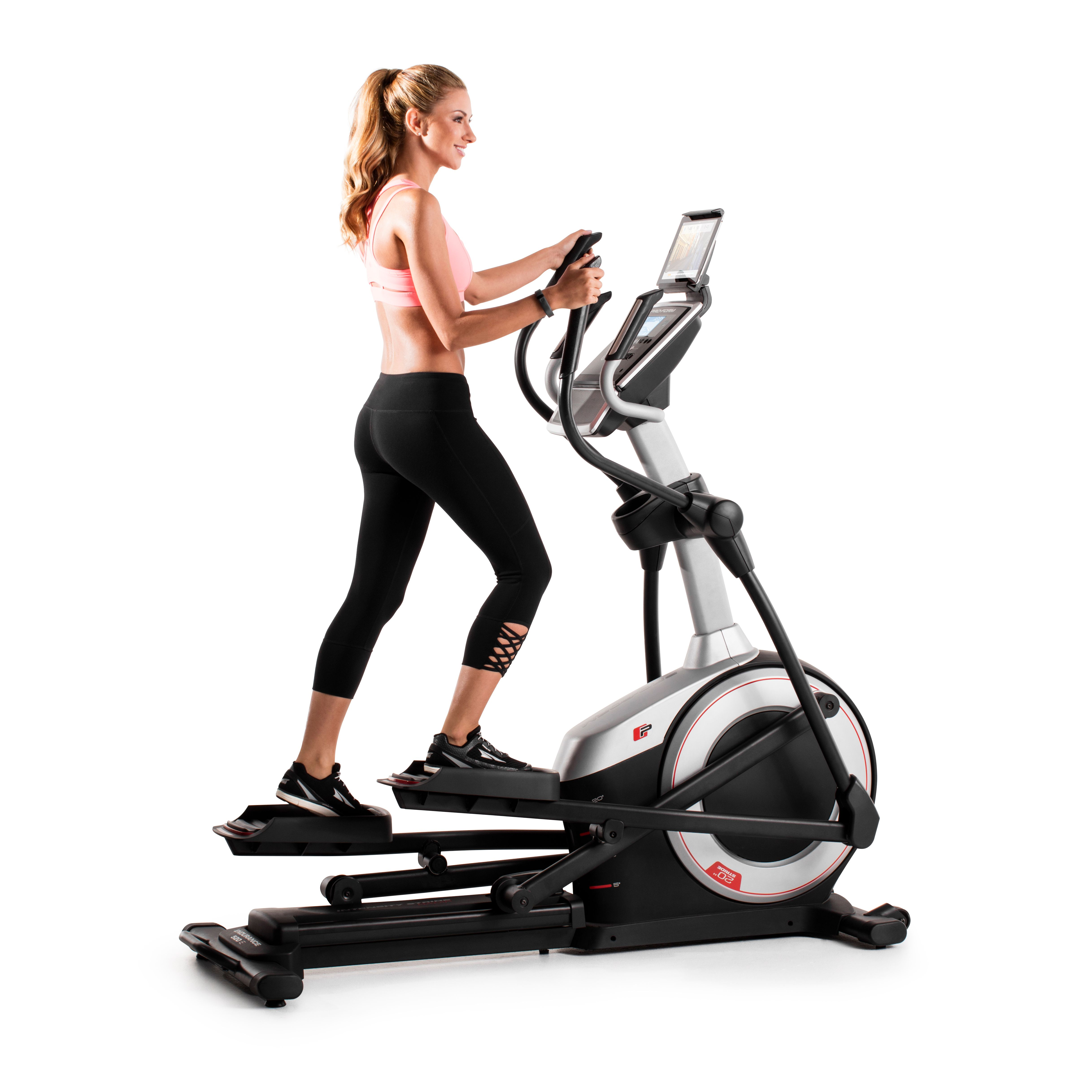 black free product mats sf long fitness mat toys today shipping overstock sunny health sports stride elliptical magnetic