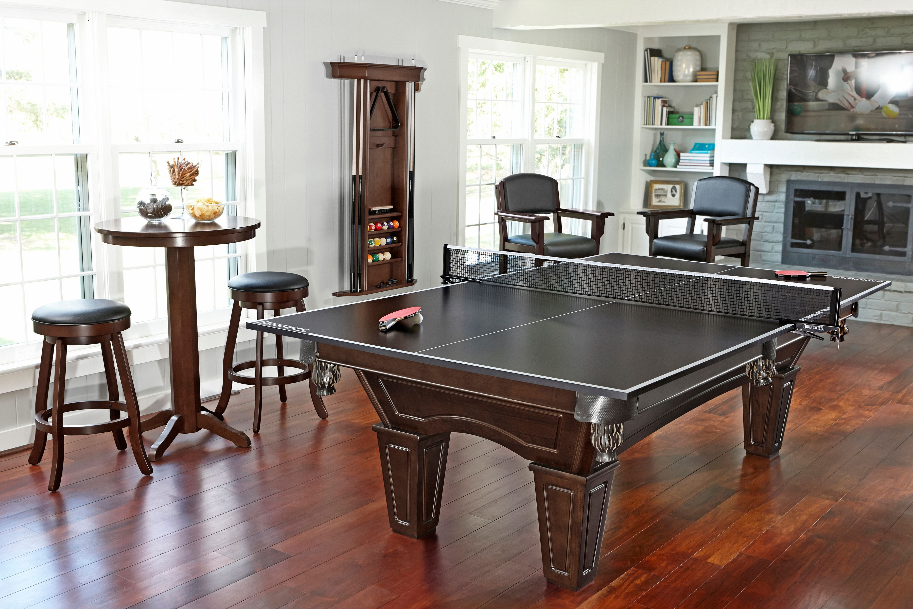 Conversion Top Table Tennis Accessories And A Handsome Wall Rack To Ingly All Of The Included In Contender Play Package