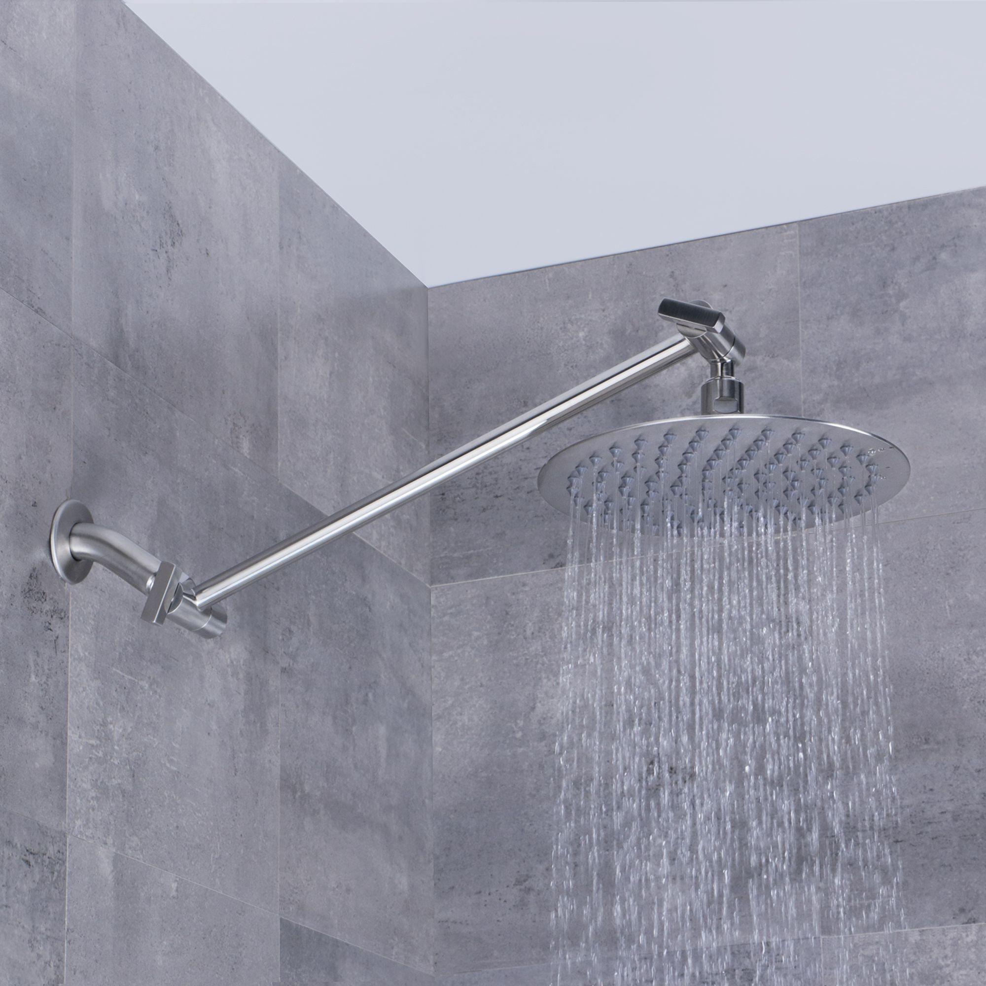 Rain Flow Shower Head.Afa Stainless 8