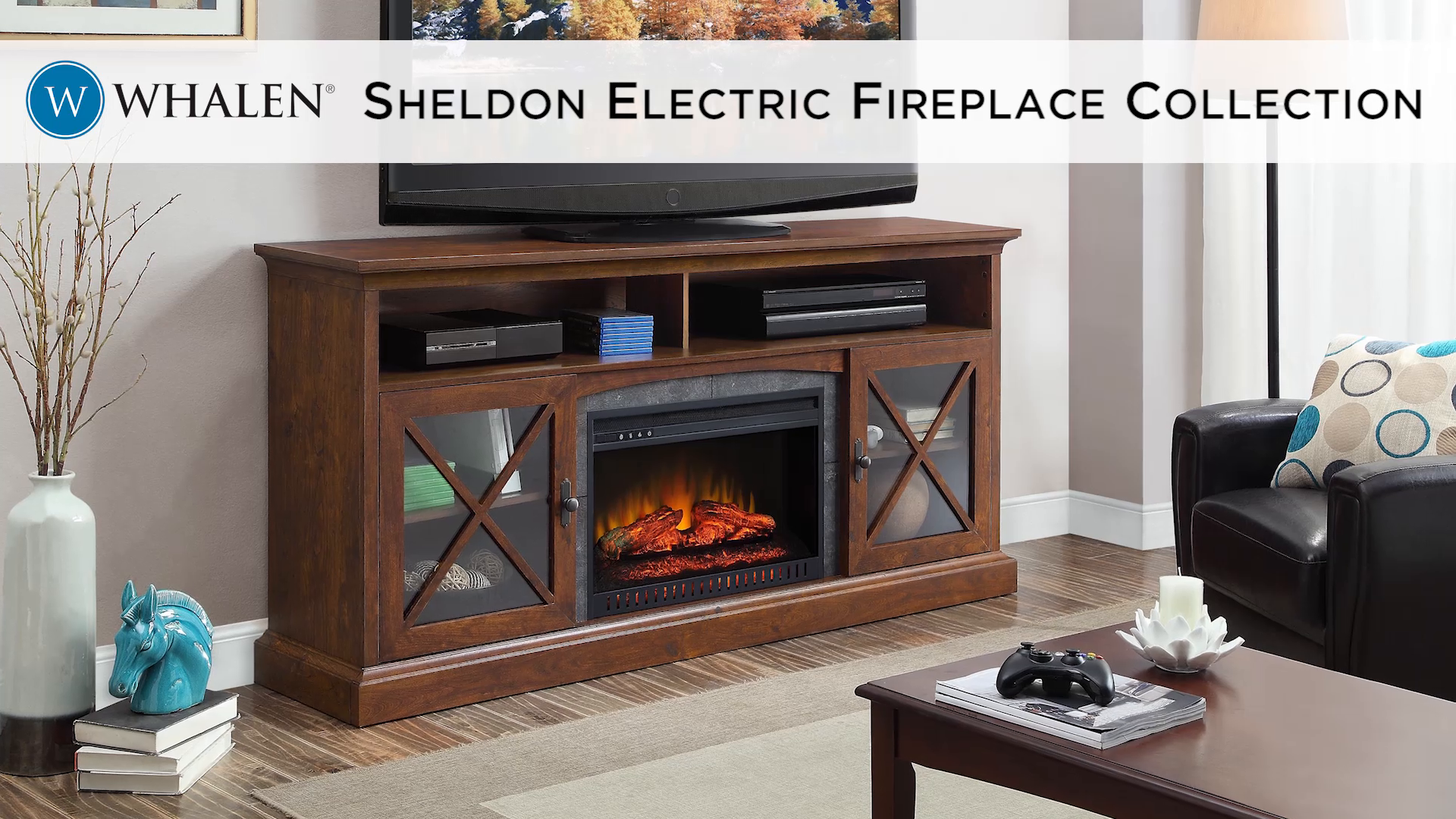 Super Whalen 60 Sheldon Electric Fireplace Download Free Architecture Designs Grimeyleaguecom