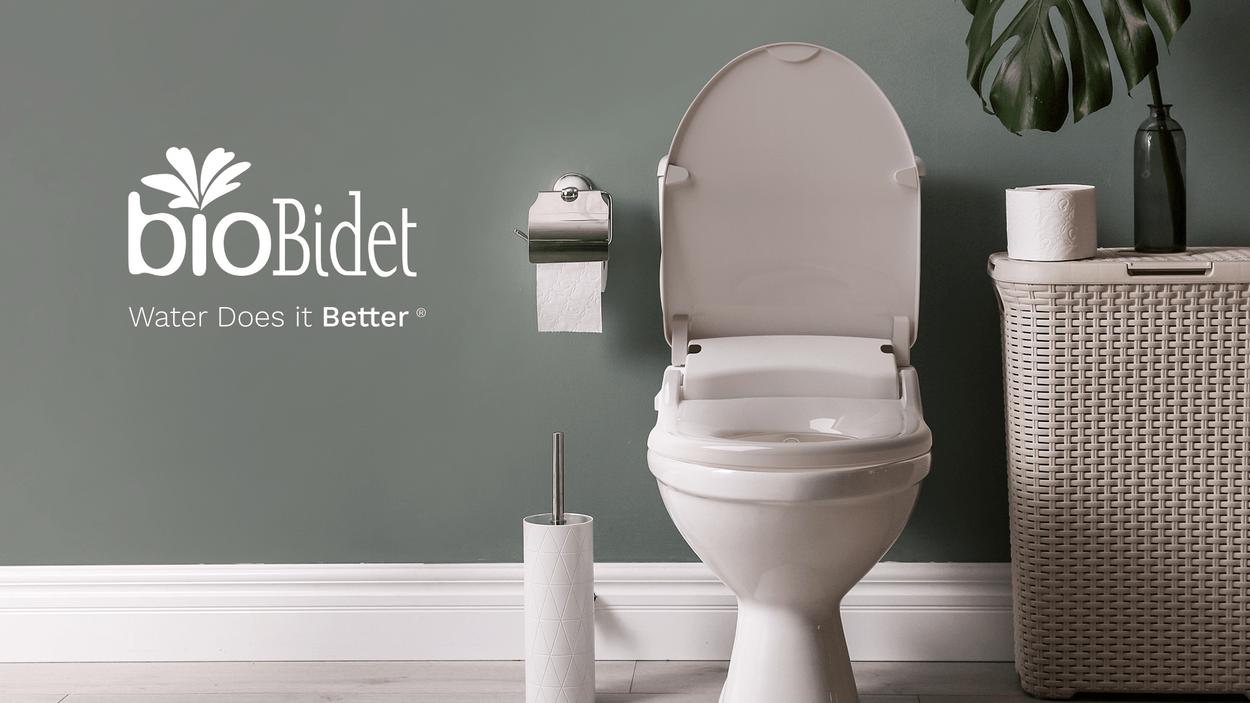 Bio Bidet Ultimate 770 Smart Bidet Toilet Seat