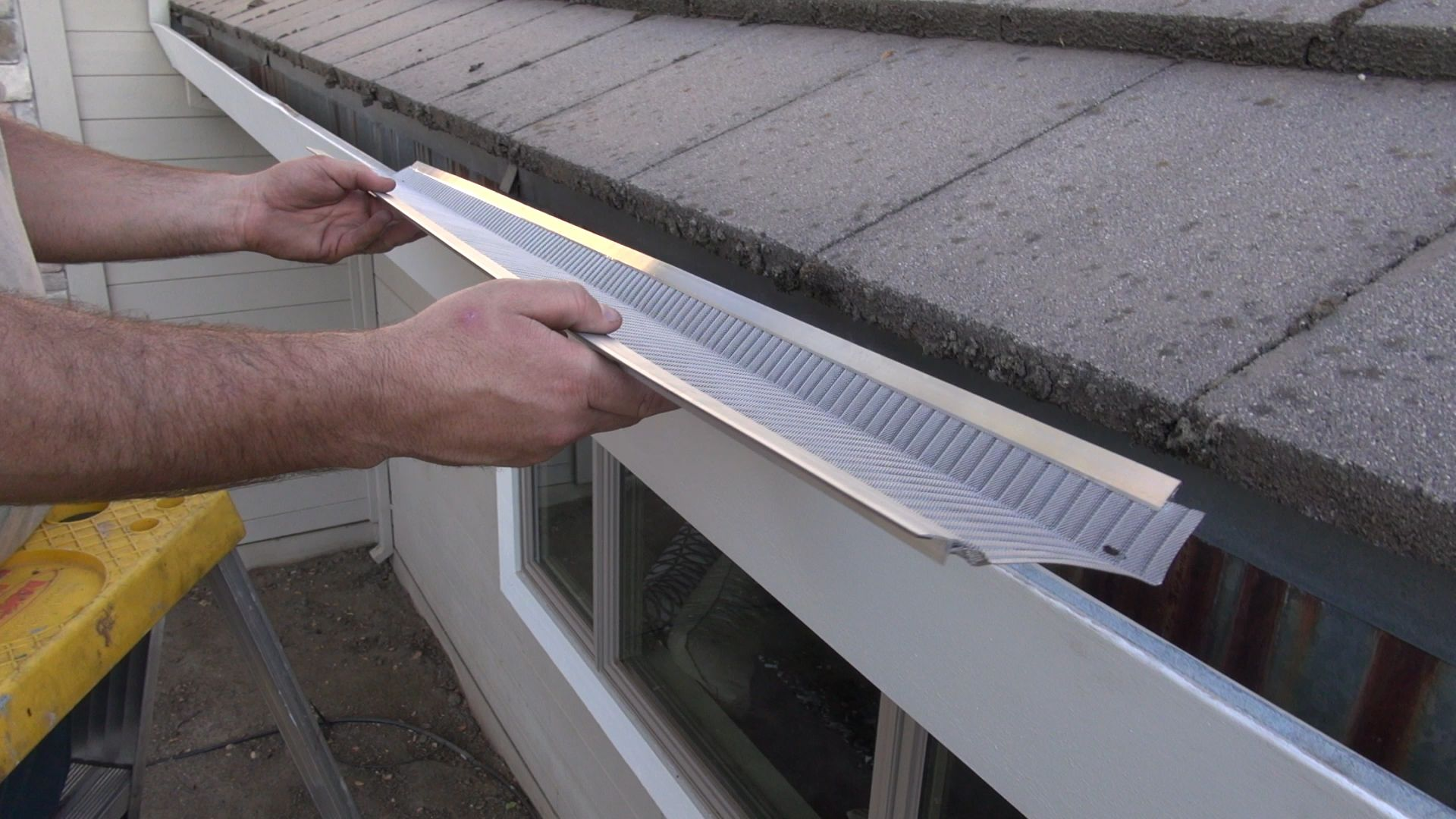 Simple Aluminum Gutters For Best Sanitation