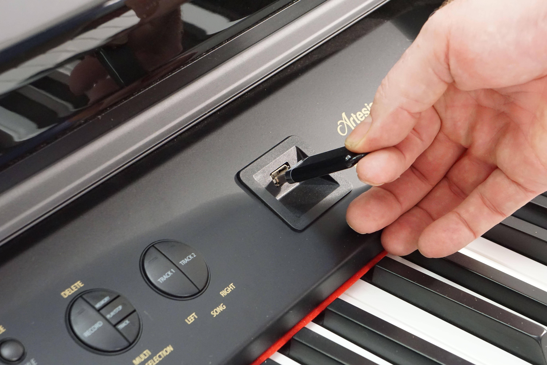 Artesia AG-30 Micro Grand Digital Piano Bundle