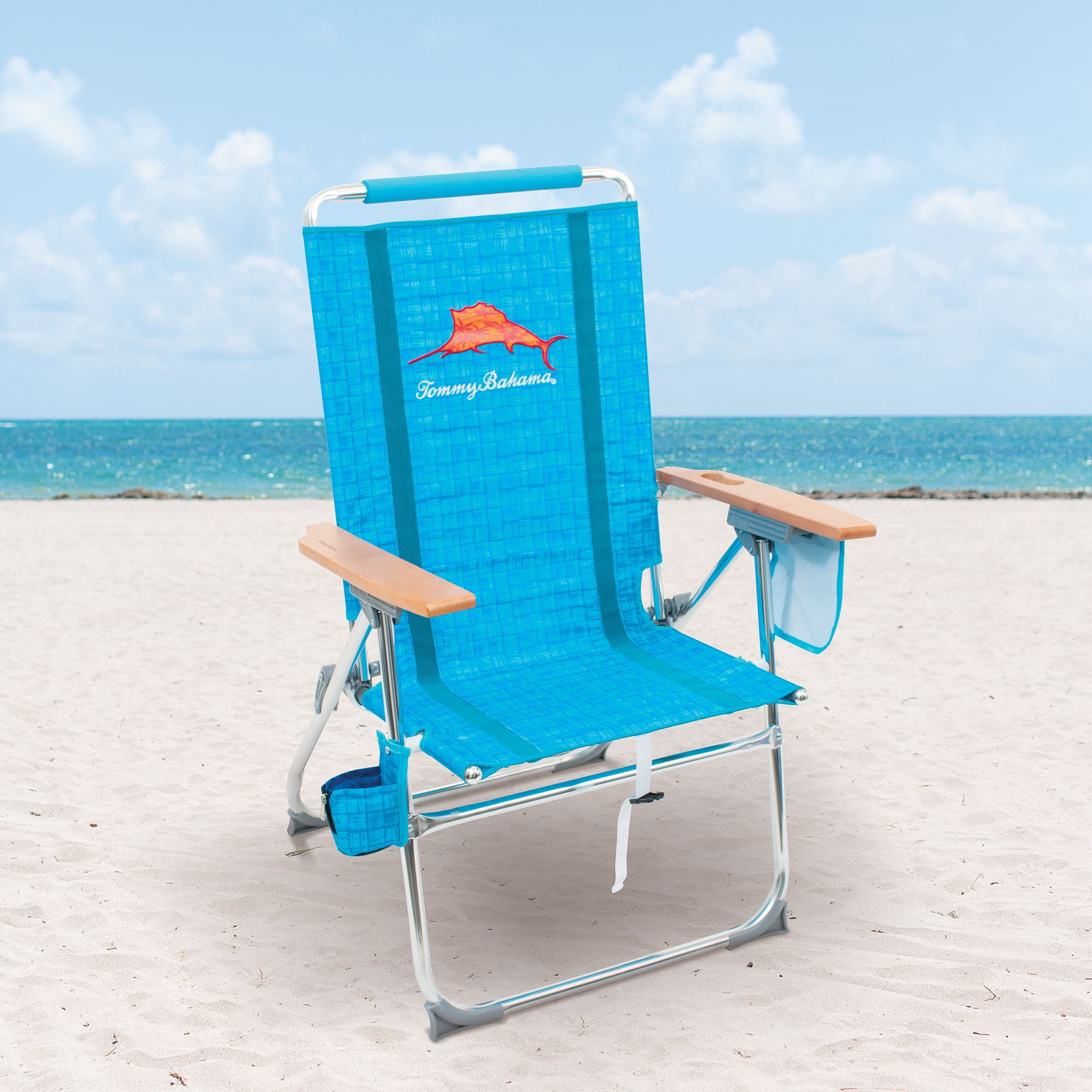 Strange Details About Tommy Bahama Hi Boy Suspension Beach Chair Adjusts To 4 Positions Blue Squirreltailoven Fun Painted Chair Ideas Images Squirreltailovenorg