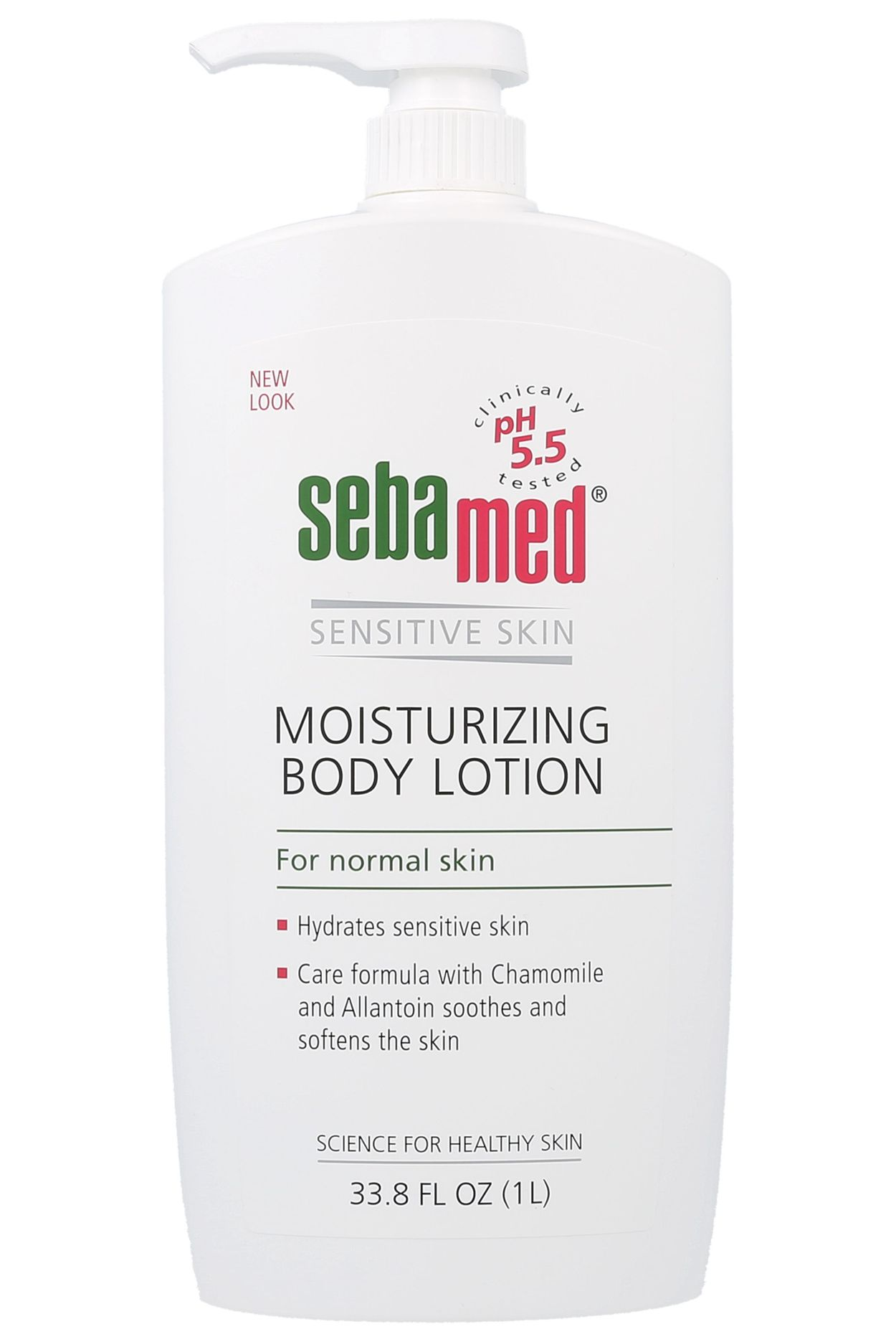 Sebamed Moisturizing Body Lotion With Face Body Wash And Travel Wash