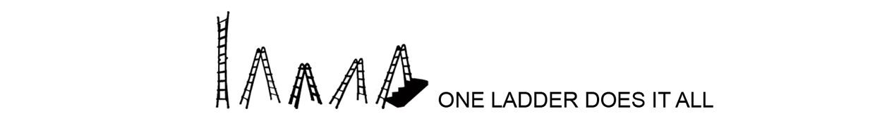 One ladder does it all