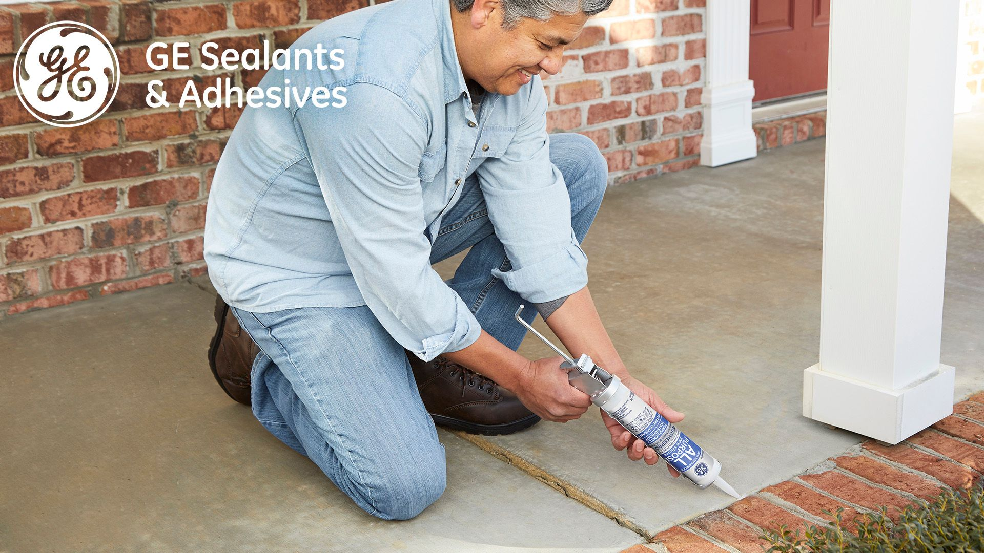 GE Silicone 1 10 1-oz Clear Silicone Caulk at Lowes com