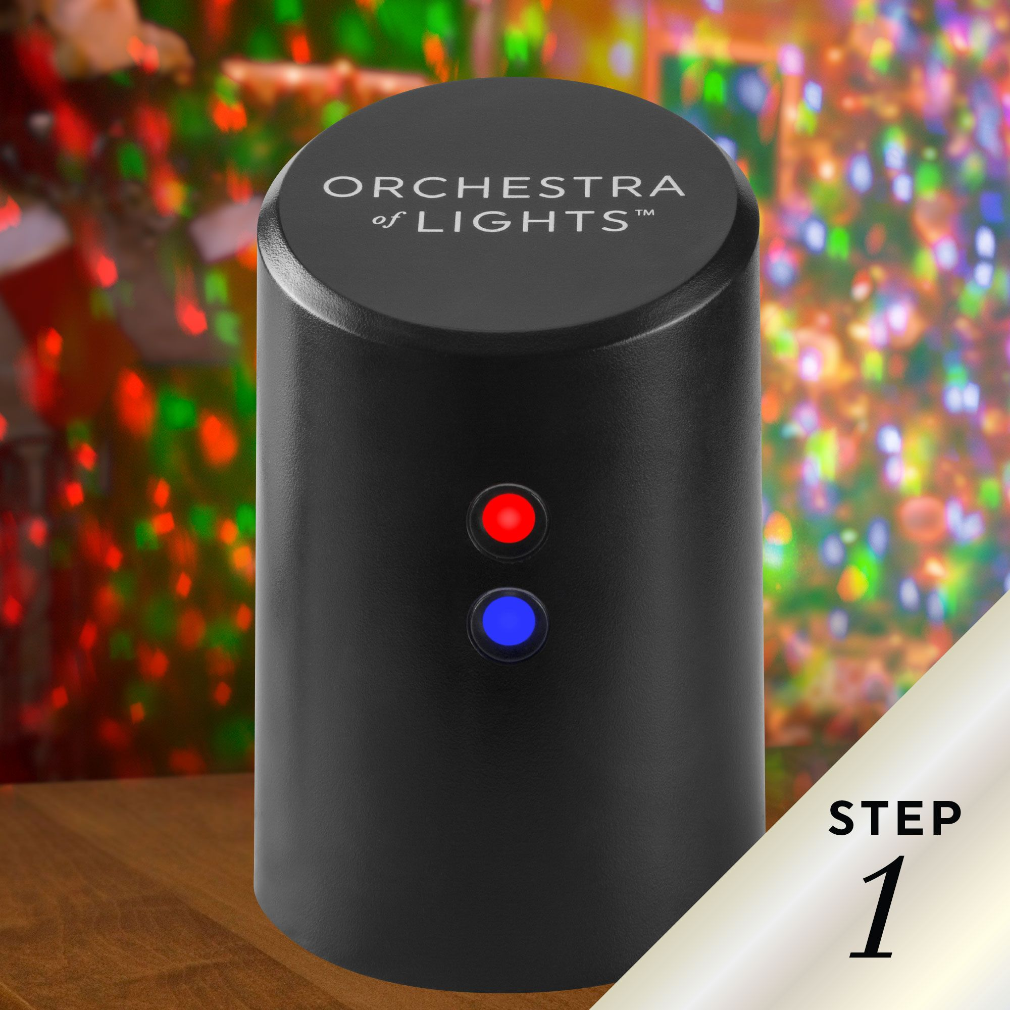 Gemmy Orchestra of Lights Multi-design Christmas Outdoor at