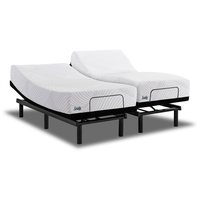 Split King Memory Foam Mattress
