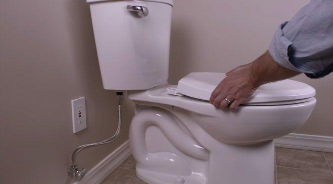 Brondell Swash Cl825 Bidet Toilet Seat