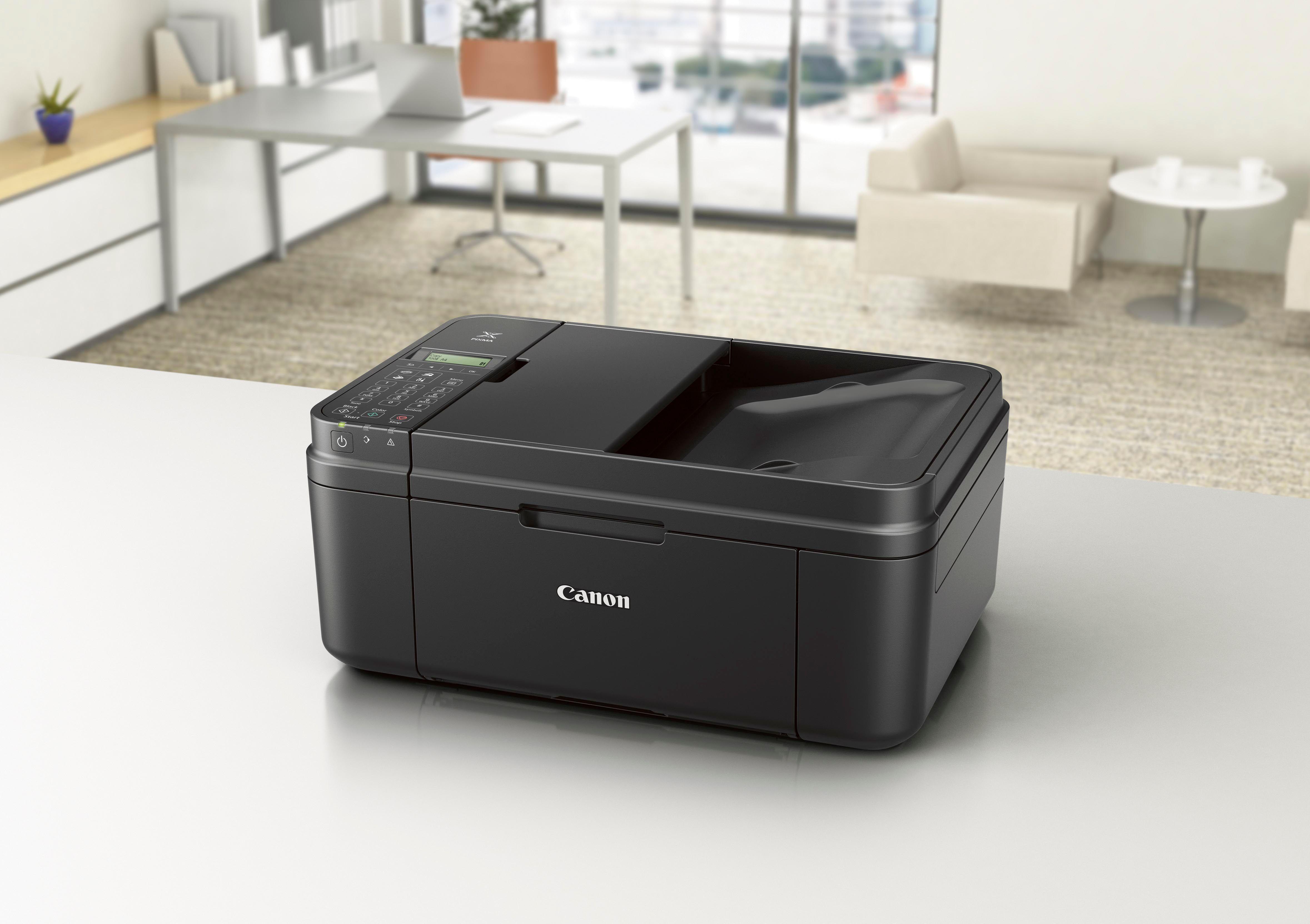 Canon PIXMA All-in-One Printer Scanner Copier Fax Wireless Printing Machine WiFi