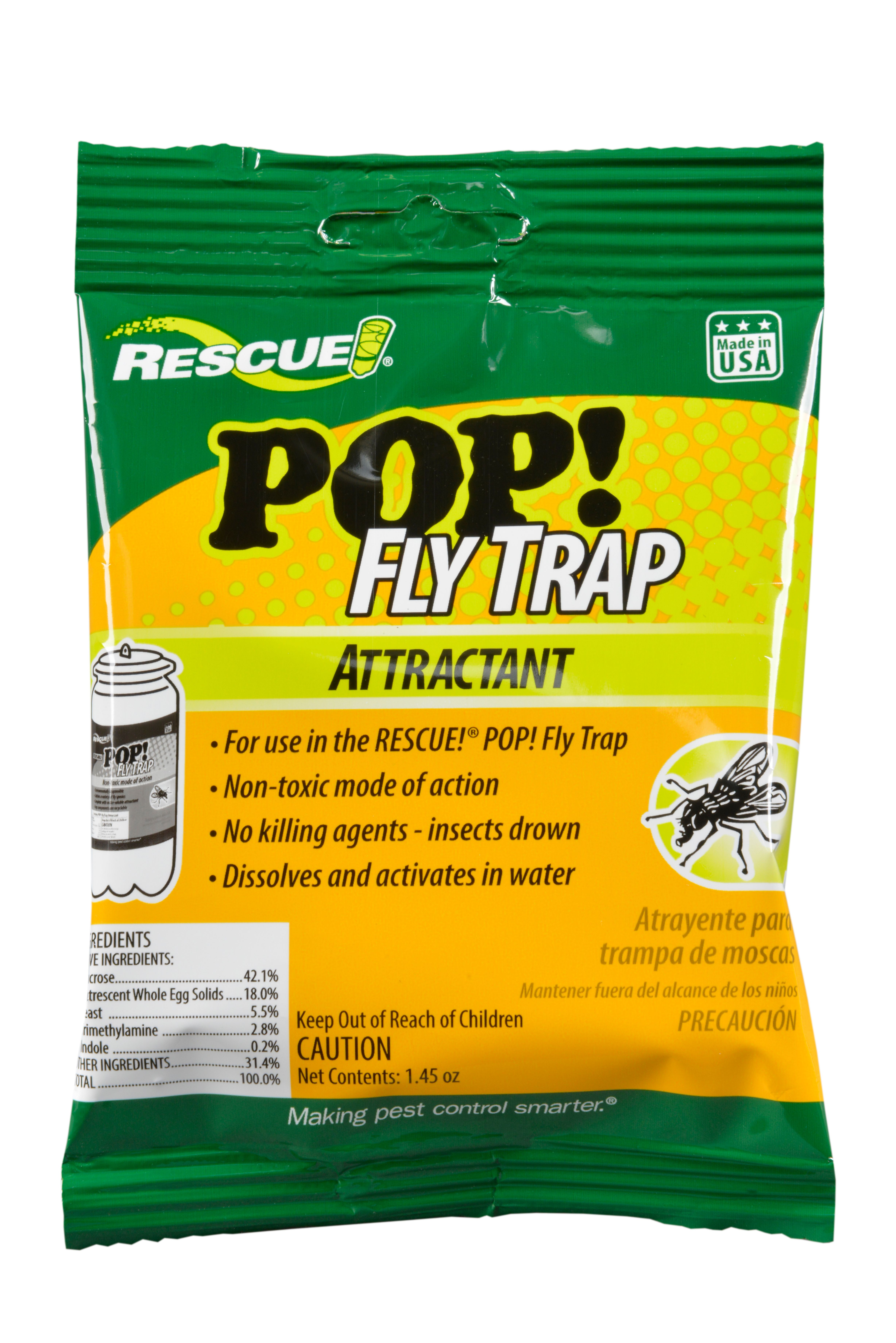 RESCUE! TrapStick for Flies Disposable Fly Trap at Lowes com