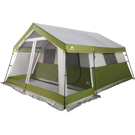 Exceptionnel 8 Person Family Cabin Tent With Screen Porch