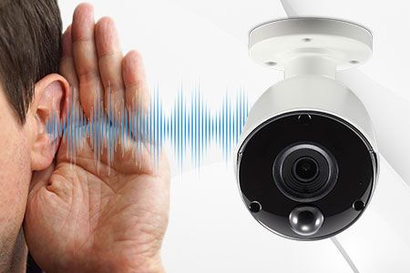 4 Camera 8 Channel 4K Ultra HD NVR Security System - Newegg com