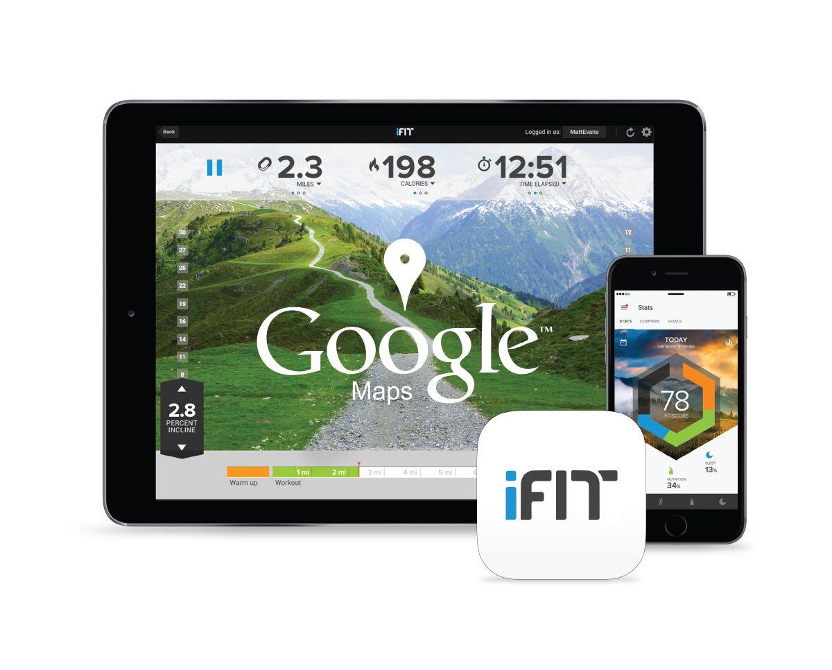Gold's Gym Stride Trainer 350i Elliptical, iFit Coach Compatible