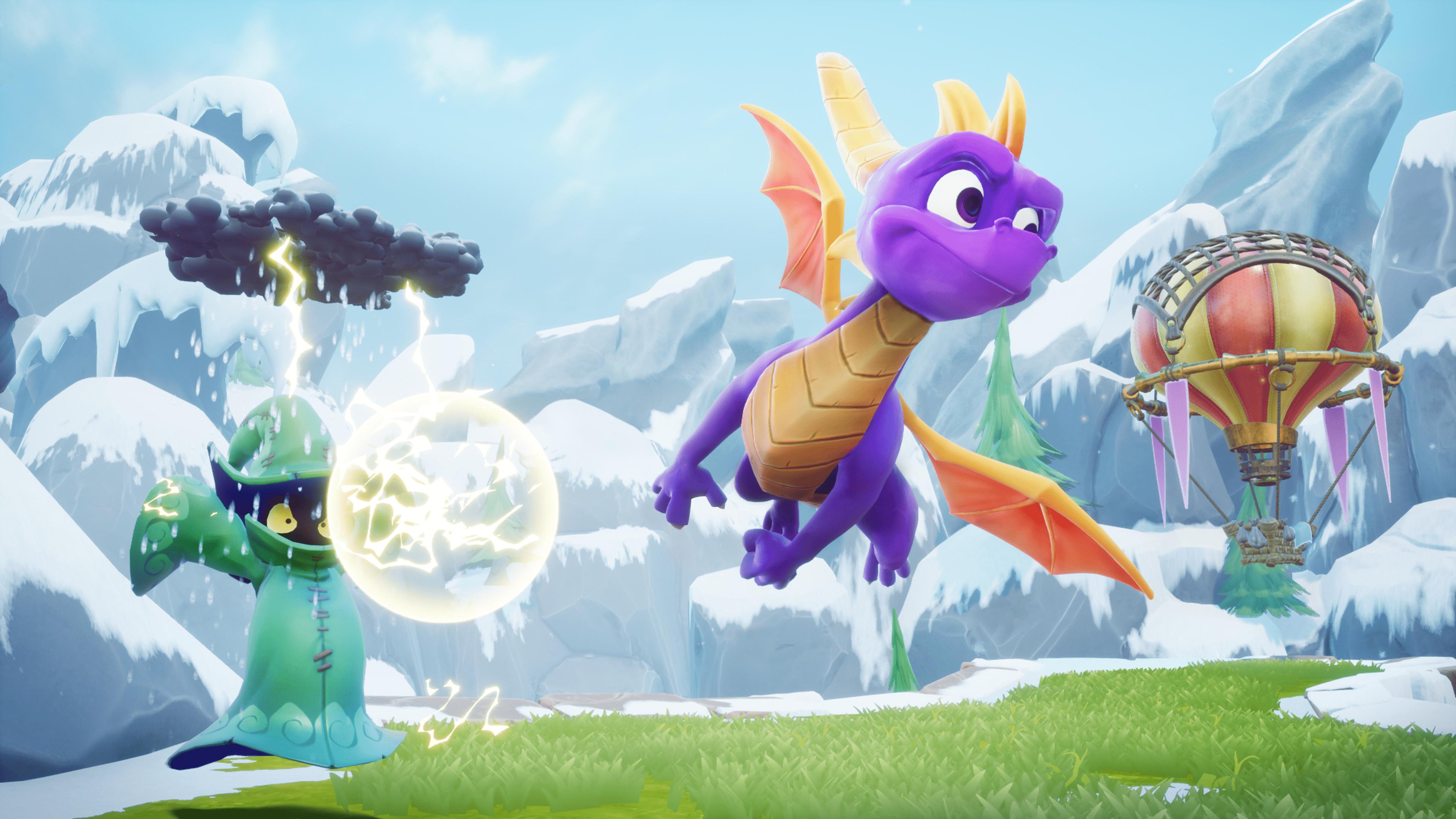 Spyro Reignited Trilogy for PlayStation 4 | GameStop