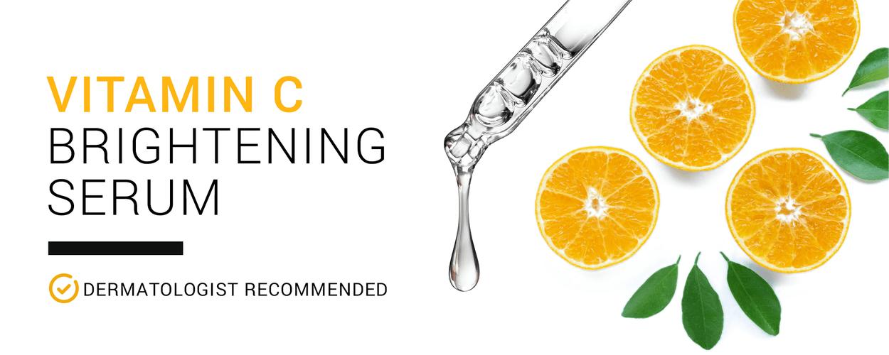 Vitamin C Brightening Serum Dermatologist Recommended