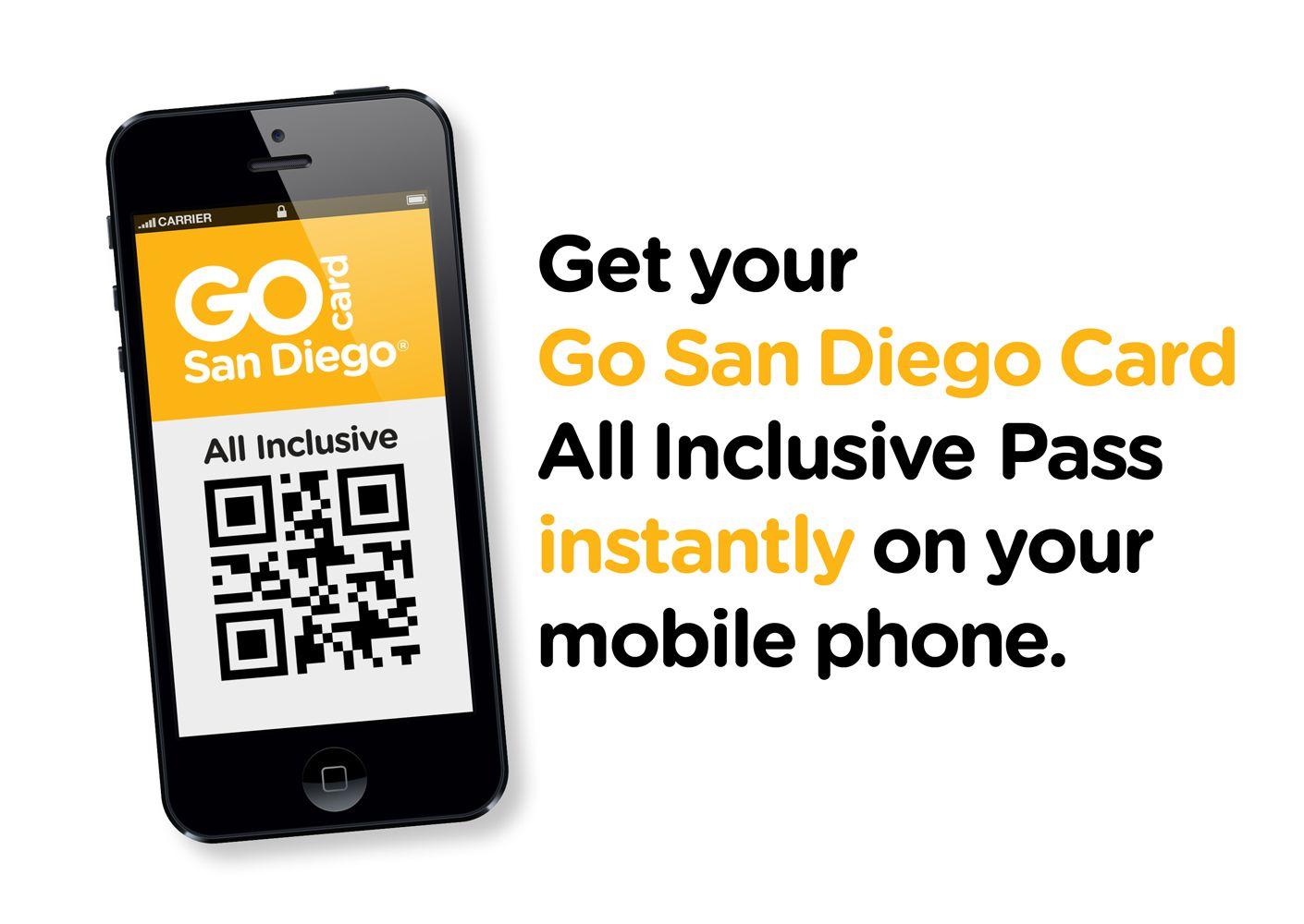 2-Day Go San Diego eCard