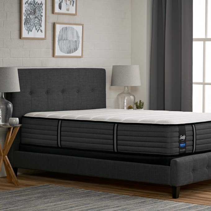 10 Year Limited Warranty Mattress Size Comparison Graphic Specifications Bed Brand Sealy