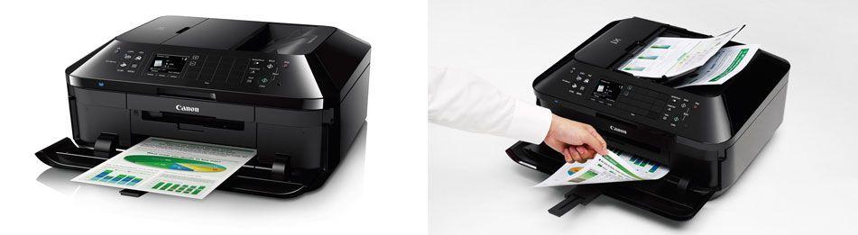 Canon PIXMA MX922 Wireless All-In-One Office Inkjet Printer