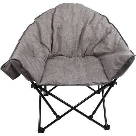 Astounding Ozark Trail Oversized Relax Plush Chair With Side Table Alphanode Cool Chair Designs And Ideas Alphanodeonline