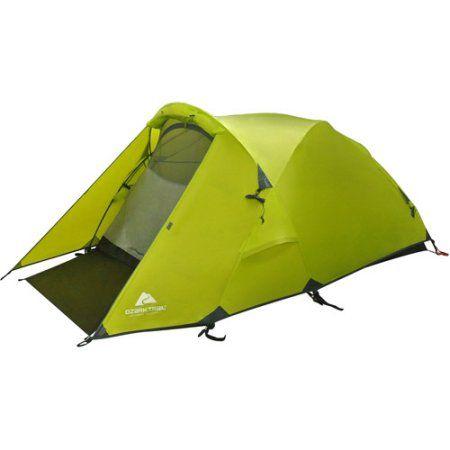 Ozark Trail Mountain Pass Geo Frame Tent Sleeps 2 Walmart Com Walmart Com