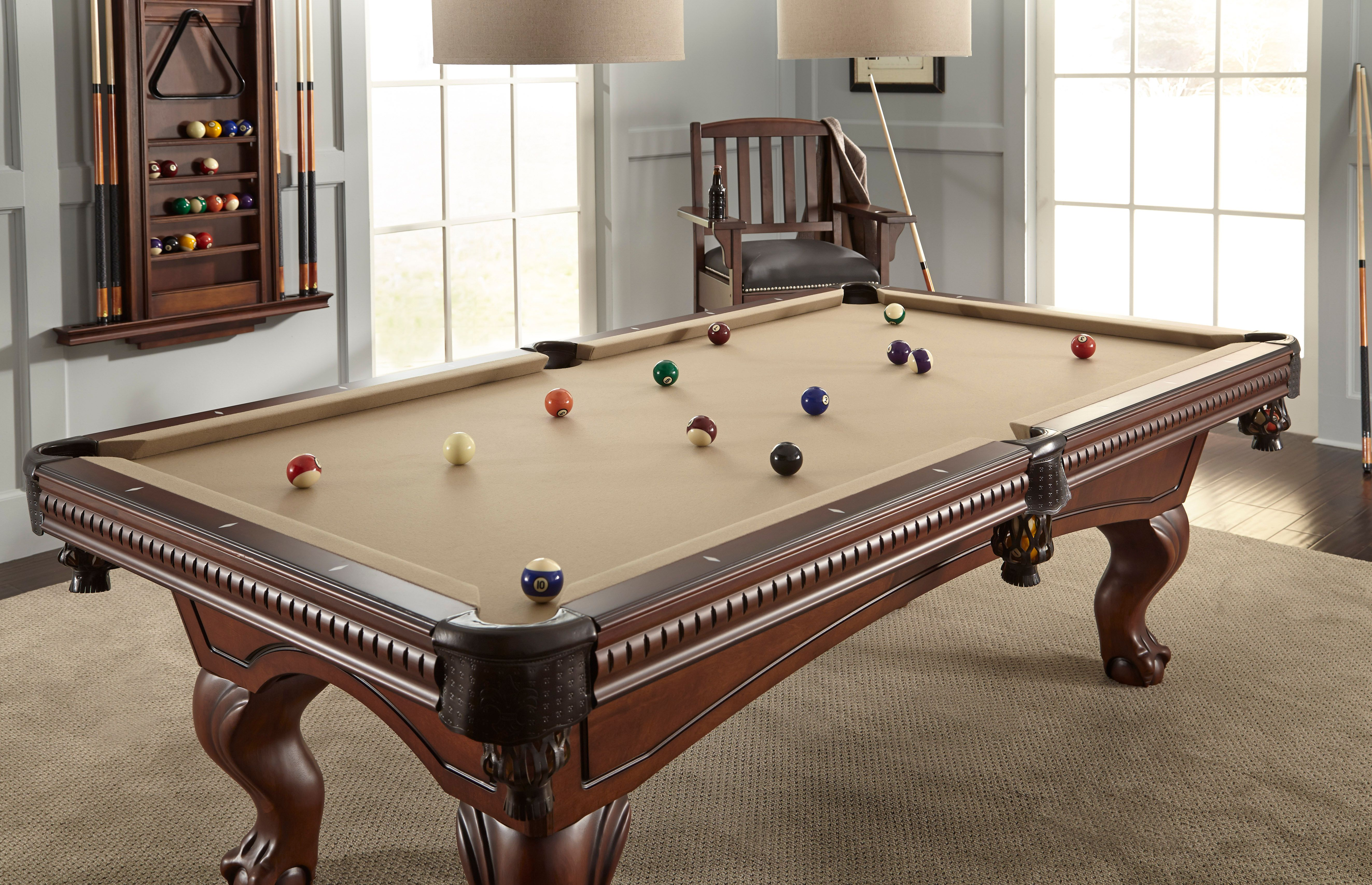 American Heritage Richland Billiard Supreme Collection