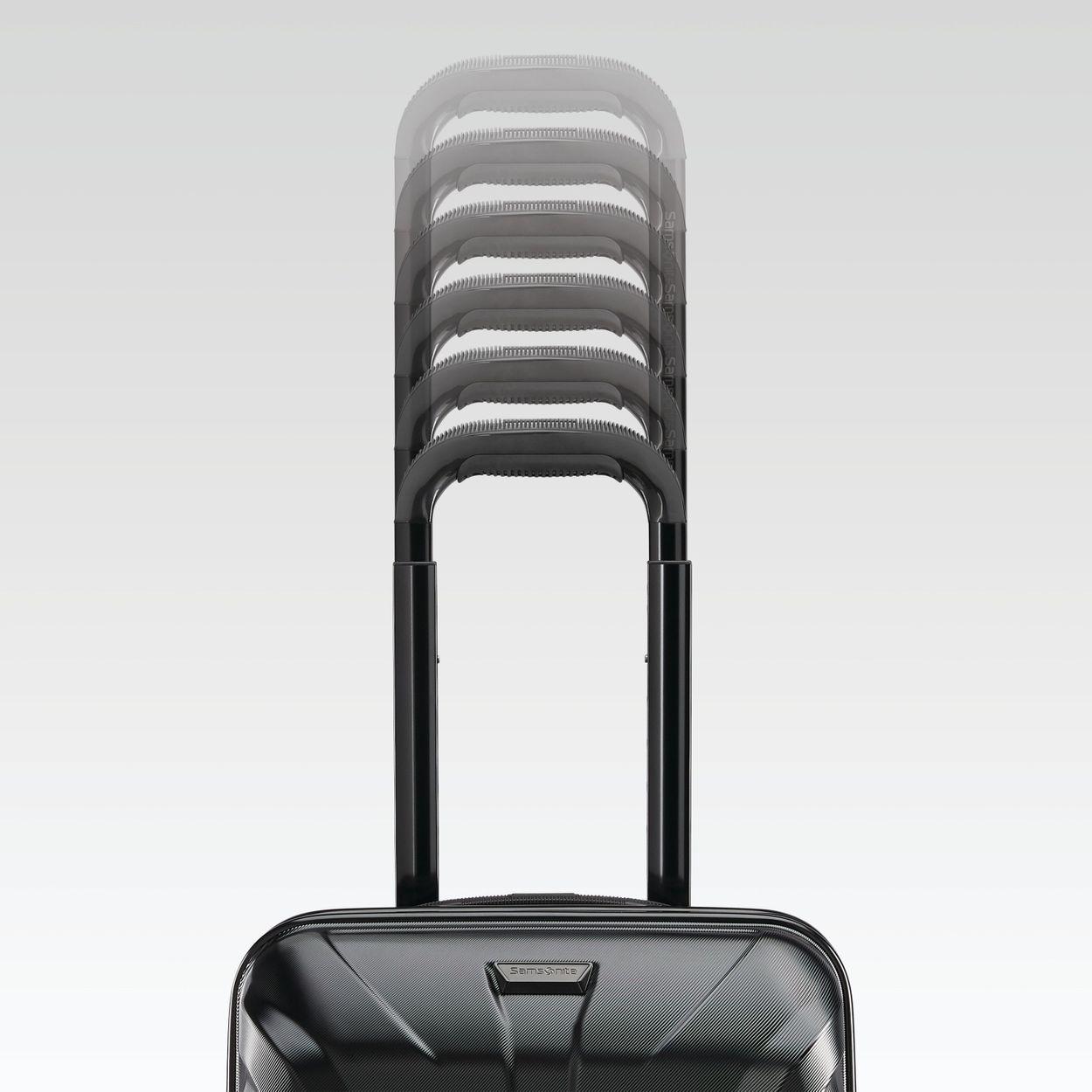 Handle, Push botton, Multi stage, locking handle,