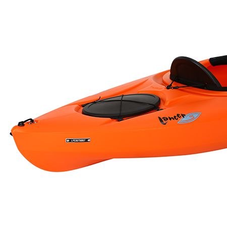Lifetime Lancer 100 Sit-In Kayak (Paddle Included), 90817
