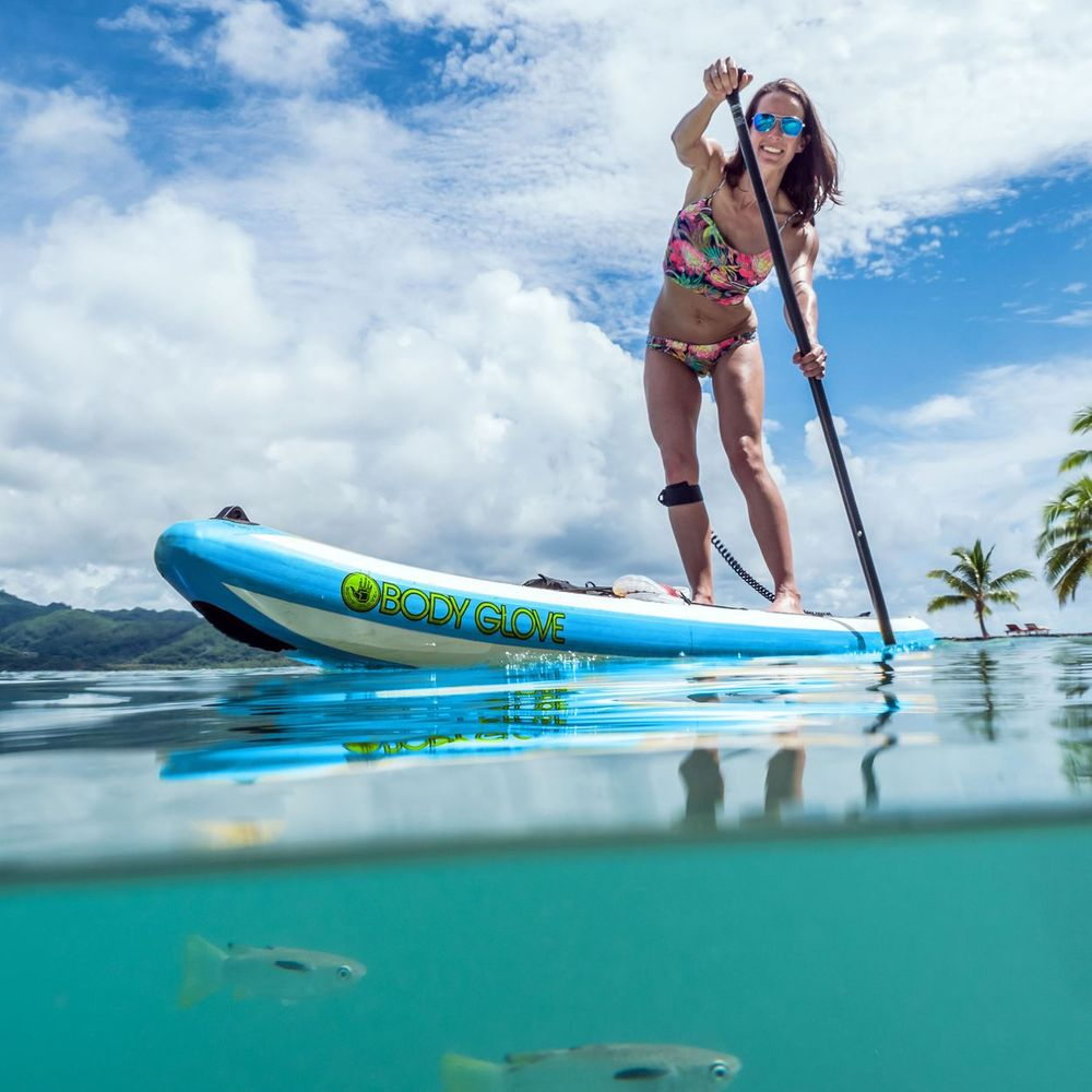 Stand Up Paddleboards >> Body Glove Performer 11 Inflatable Stand Up Paddle Board Package