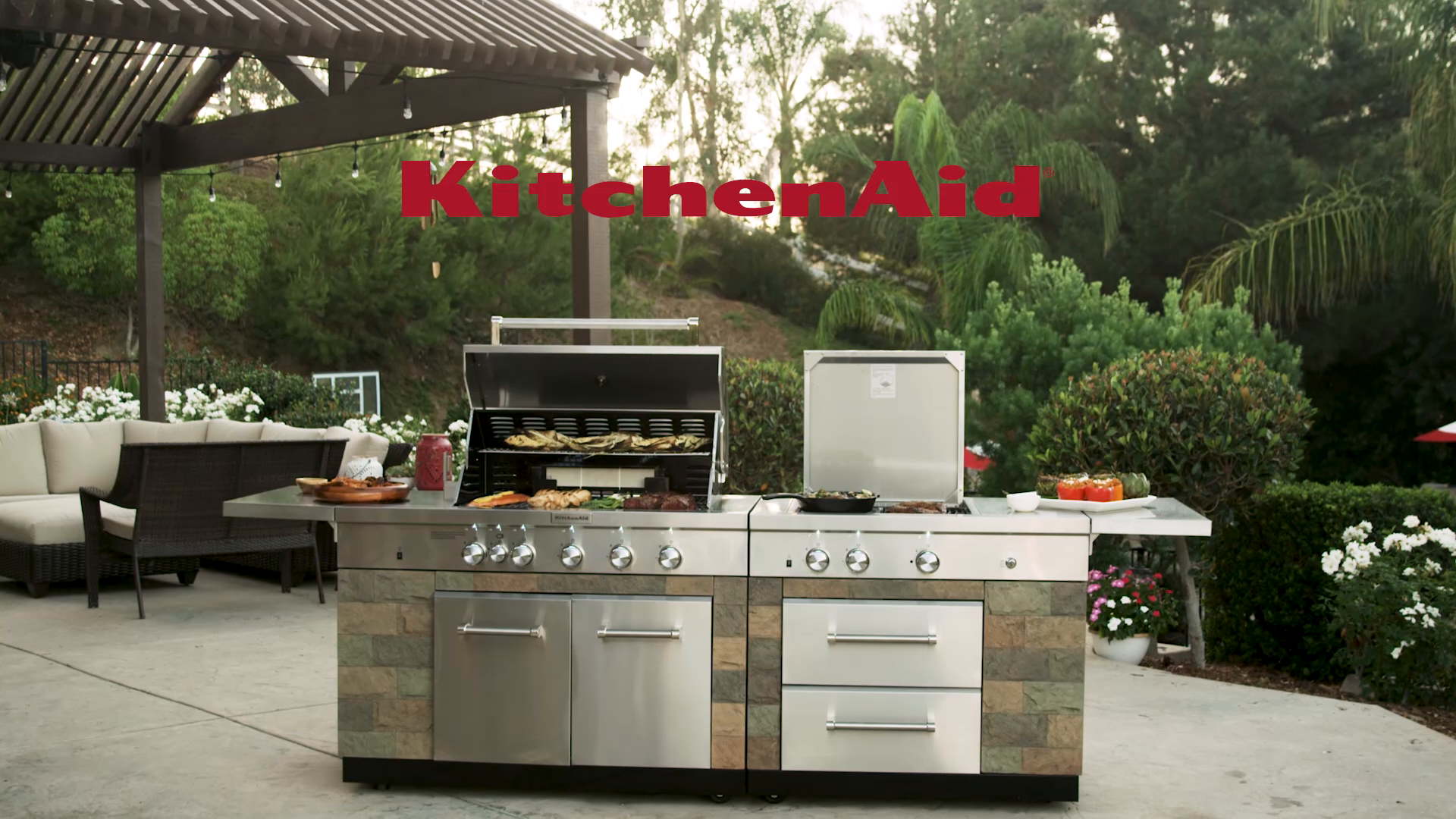 Kitchenaid Barbecue Island Kitchen Appliances Tips And Review
