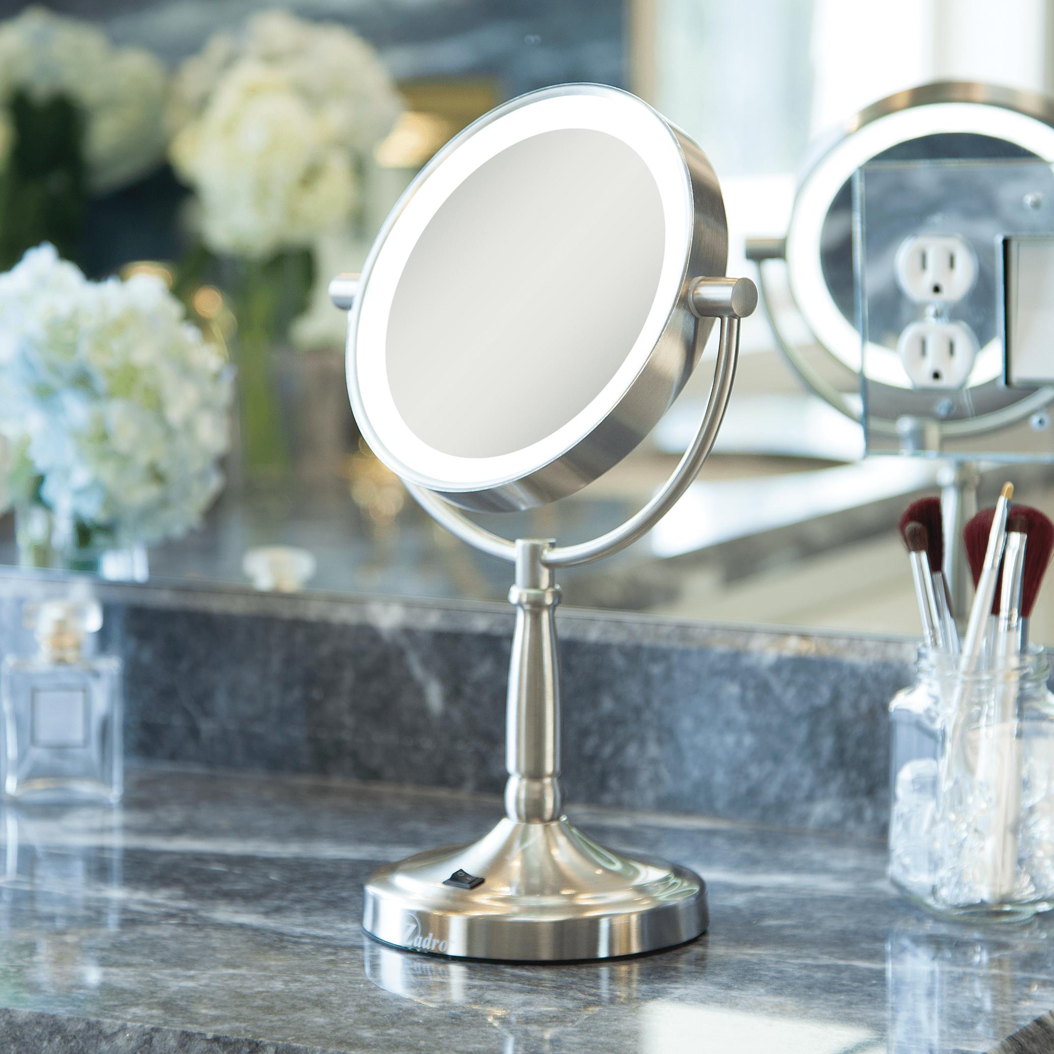 No 7 Makeup Mirror Light Bulb Mugeek Vidalondon