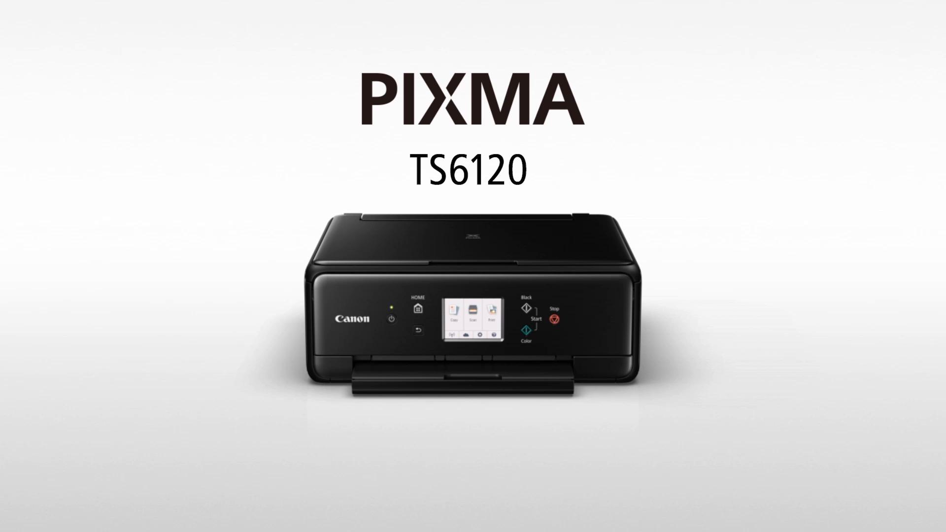 Madison : Canon printer drivers ts6120