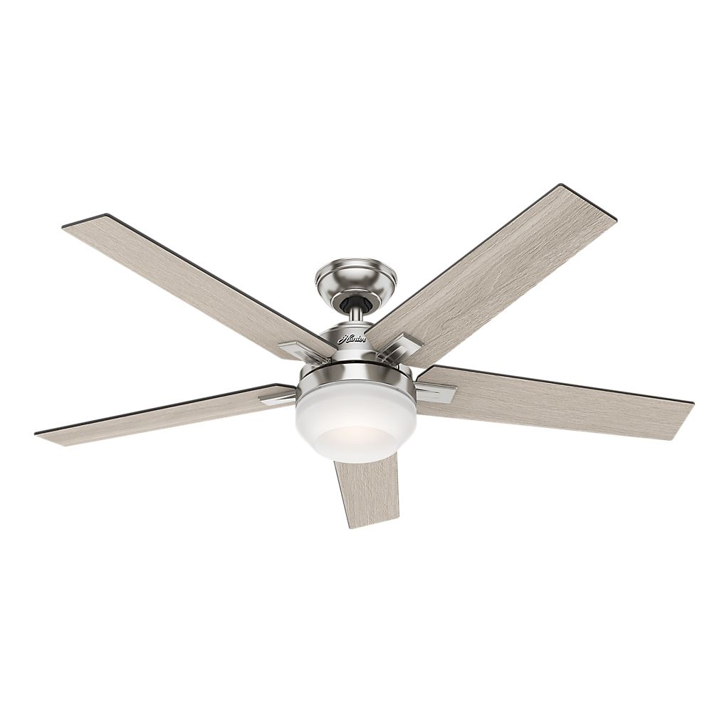 Details About Hunter Apex 54 Led Reversible Blade Ceiling Fan