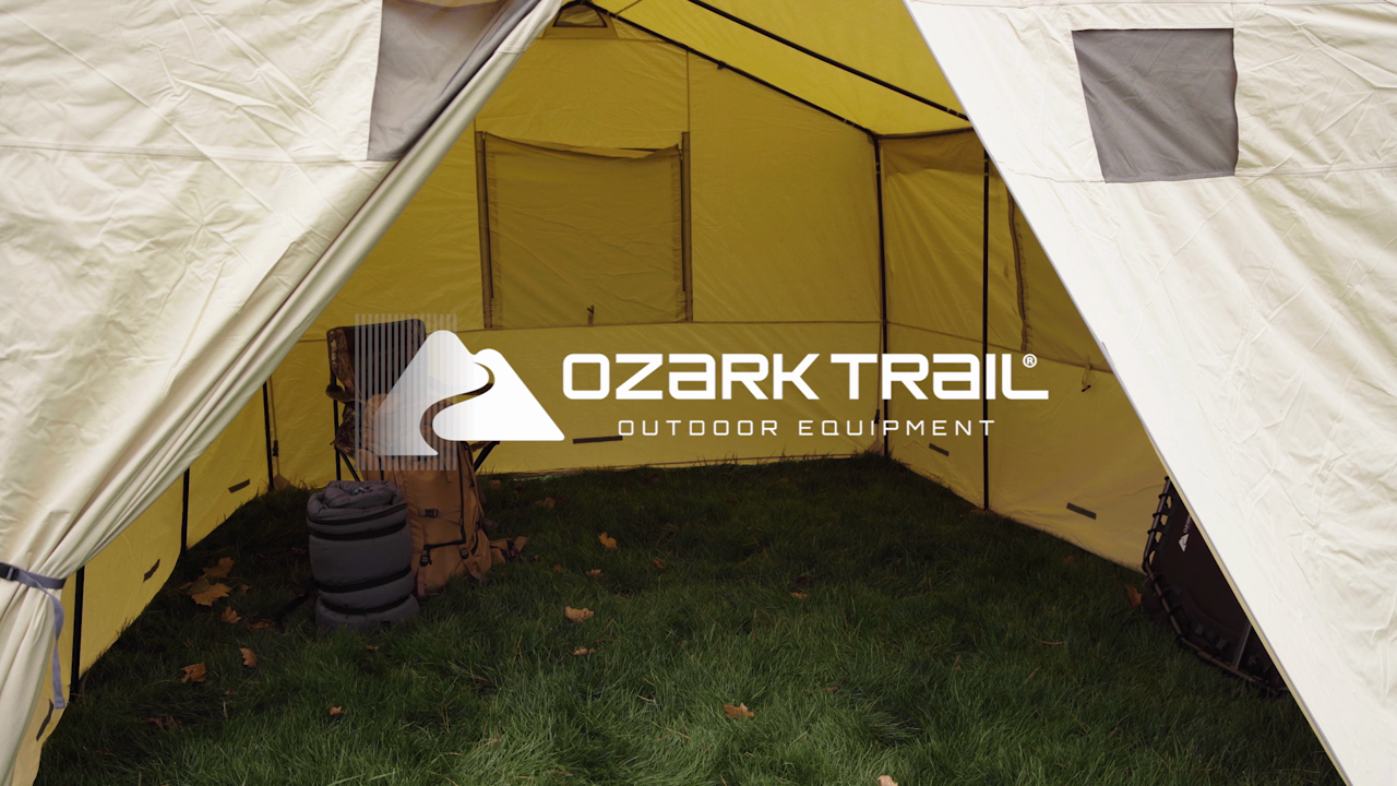 Ozark Trail North Fork Adjustable Camo Camping Cot - Walmart com