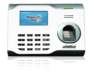 uAttend BN5000 Biometric Fingerprint Time Clock