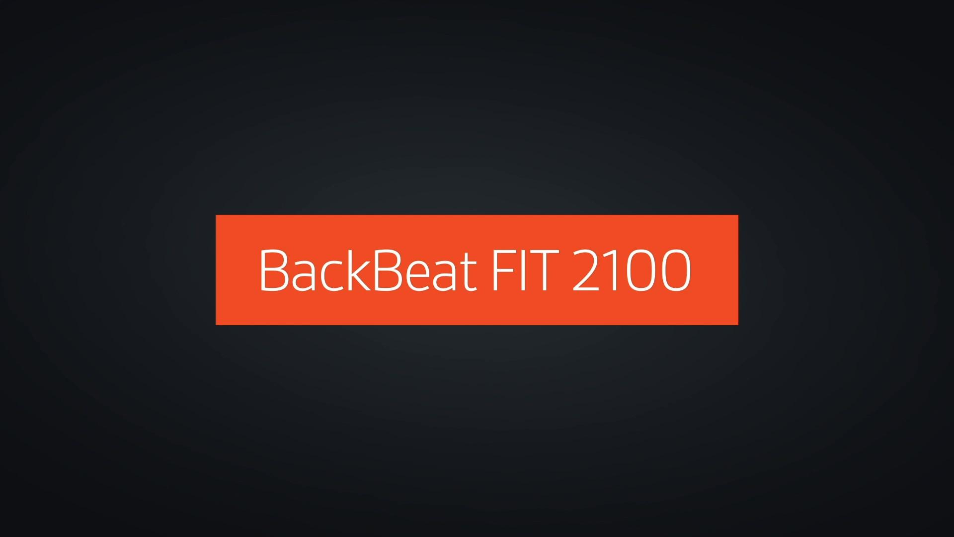 Plantronics BackBeat Fit 2100 Wireless Headphones